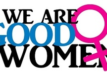 """UniteWomen.org® / Society often judges women by the tough choices we make; the experiences we survive; or the ways we don't conform to society's idea of how a woman should be--deeming us a """"bad woman"""".  UniteWomen.org has partnered with Northland Family Planning Center and Abortion Care Network to change that conversation.  Here is the first in a series of our """"We Are Good Women"""" videos. Thanks to so many in our joint communities for sharing their stories and photos.  www.youtube.com/unitewomen"""