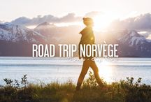 Road trip Scandinavie