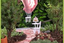 Miniature gardens / by Leticia Gonzalez