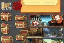 2D Game Tile Set