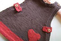 haine tricotate copii