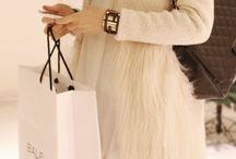 пальто с ламой