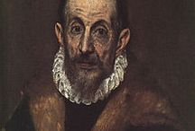El Greco / El Greco, nome d'arte di Dominikos Theotokopoulos (Δομήνικος Θεοτοκόπουλος) — (Candia, 1541 – Toledo, 7 aprile 1614), pittore, scultore e architetto greco vissuto in Italia ed in Spagna. È tra le figure più importanti del Rinascimento spagnolo.