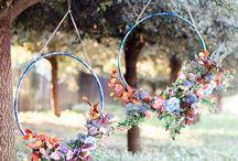Wedding /// Wreaths