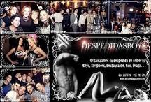sala despedidas Malaga / La mejor sala de Málaga para organización de despedidas de soltería para grupo de solteros y solteras