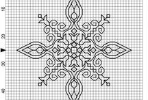 Cross stitch - Blackwork