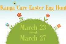 Kanga Care Easter Egg Hunt