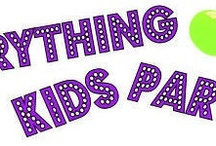 Kids   Events & Services   Canada / by Everything Kids Party