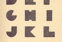 A&D-Type / by llamahead
