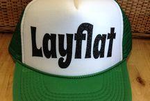 Layflat Hats