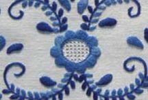 Bordados de Viana do Castelo. / Portuguese Embroidery: Viana do Castelo