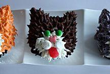 Cake & Cupcakes  - Animals / Everything Animal / by Kathleen Cusick Shea