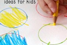 creative learning activities age 2yrs