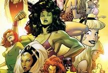 Marvel Women / Super heroines