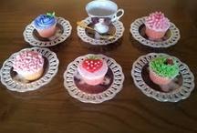 Cupcakes abril / #cupcakes Toledo; #eventos Toledo; #cupcakes románticos Toledo; #cupcakes san valentin Toledo