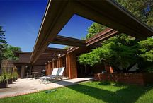 Airbnb house finds / Architecturally interesting houses to rent via Airbnb
