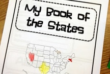 Second grade social studies  / by Shevon Gansowski