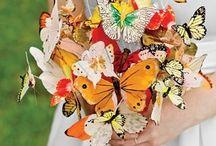 Annorlunda buketter / Buketter av allt som inte är naturliga blommor