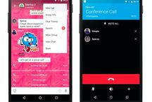 Hike App Launches Free Group Calling