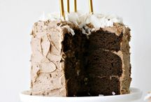 Bake kake søte