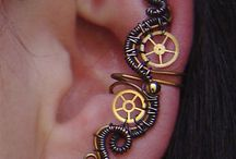 Steampunk Ideas / by Dani Blogbooktours