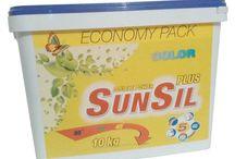 SunSil mosóporok