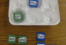 Sight words ideas