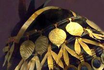 gioielli sumeri,egizi,ellenistici