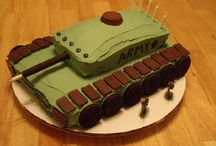 Boys Army Birthday ideas
