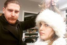 Instagram A fine corso torno a casa con il mio porta-Ary peloso.  Ciao.