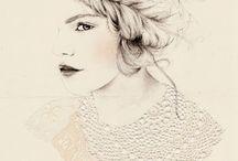 Illustrate | Draw / by Tarnya Harper