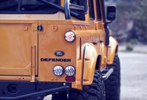 Landrovers