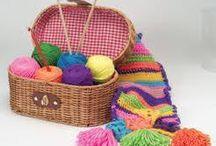 Tejiendo Tejiendo / Me encanta tejer es muy divertido y espectacular