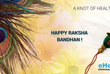 A KNOT OF HEALTH & CARE / #HappyRakshaBandhan India !   Tie a knot of health & care to your brother.Know how u can @ http://bit.ly/1NHKMcz