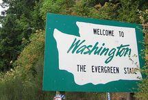 States I've Visited/Lived In / by Lisa Andrews