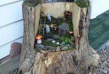 fairy garden diy ideas