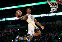 2014 NBA All Star Dunk Contest / Photos of the 2014 NBA All Star Dunk Contest / by Power 102.1