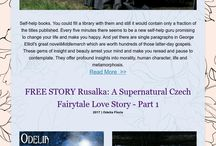 Blog posts from The Muse, the blog of author Odelia Floris