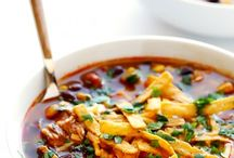 Soups to feed the Soul / Soups,stews,chowder,chili,and anything served hot with a spoon