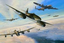 7A1-Luftwaffe Alemana WW2 (Laminas)