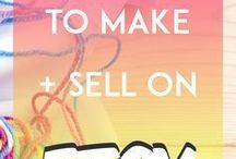 ETSY - what to make and sell