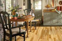 Wide Plank Hardwood Flooring / Wide Plank Hardwood Flooring