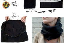 Frenzied Fashionista / Fashion DIY, jewlery, repurposed clothing and such / by Amanda Vidal