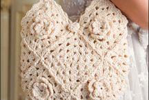 Crochet Crafts / Easy crochet crafts DIY