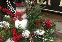 Centerpieces Christmas