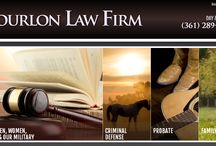 Bourlon Law Firm / Whether you are being charged with a crime, seeking a divorce or attempting to recover money in a contract dispute, Bobby Bourlon is well prepared to be your advocate against any party that may oppose you. He will fight for your right to liberty, compensation and legal remedies so that you can move on and restore your reputation and financial condition. Every problem has a solution and Bobby Bourlon is well versed in finding a way to help you when you are in trouble. http://bourlonlawfirm.com/