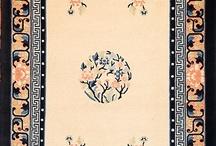 Tappeti Cinesi / Tappeti cinesi antichi e moderni. Ningxia, Tientsin, Paotow e Peking
