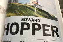 Edward Hopper❤️