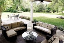Outdoor Living- Open Concept