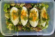 posiłki z warzyw do pracy